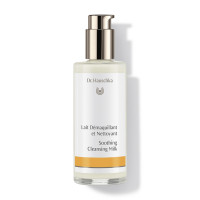 Dr.Hauschka Soothing Cleansing Milk - natural cosmetics - gentle cleansing