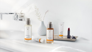 Dr. Hauschka basic daily three-step skin care