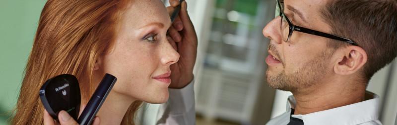Dr. Hauschka make-up tips