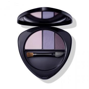 Dr.Hauschka Eyeshadow Trio Palette 03