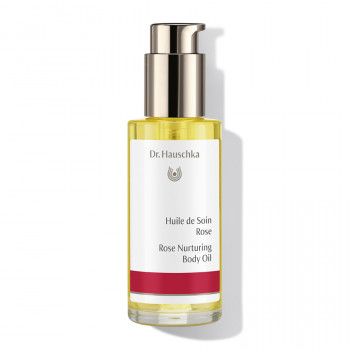 Dr. Hauschka Rose Nurturing Body Oil - rose oil - natural cosmetics