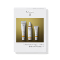 Dr.Hauschka Trial set for normal skin