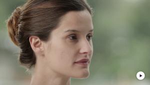 Dr.Hauschka tutorial: Balanced Facial Contours