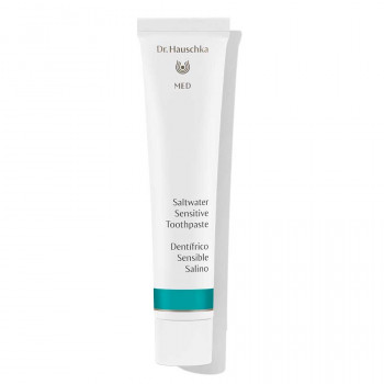 Dr. Hauschka Saltwater Sensitive Toothpaste: gentle menthol-free toothpaste