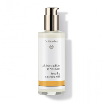 Dr. Hauschka Soothing Cleansing Milk - natural cosmetics - gentle cleansing