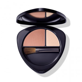 Two-tone blusher - Dr. Hauschka Blush Duo