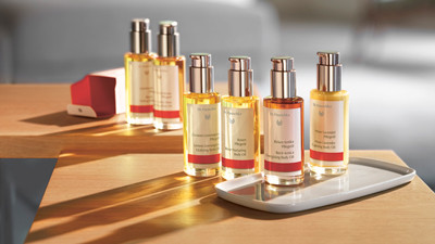 Dr. Hauschka body oils
