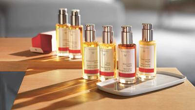 Dr.Hauschka body oils