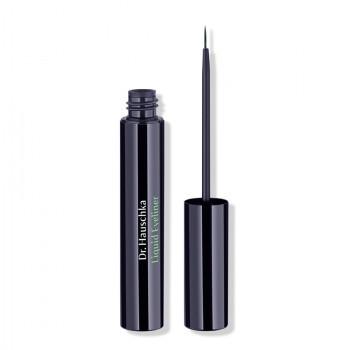 Natural-formula eyeliner for precise lines